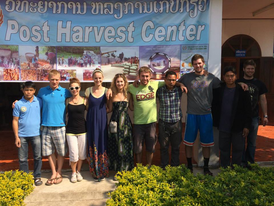 Adventure travel to Laos helps sustainable farming