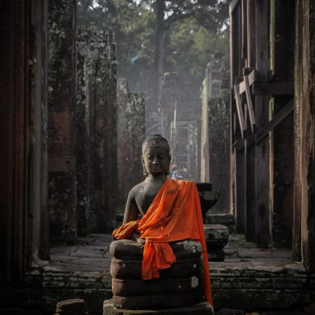 Small group travel to Cambodia