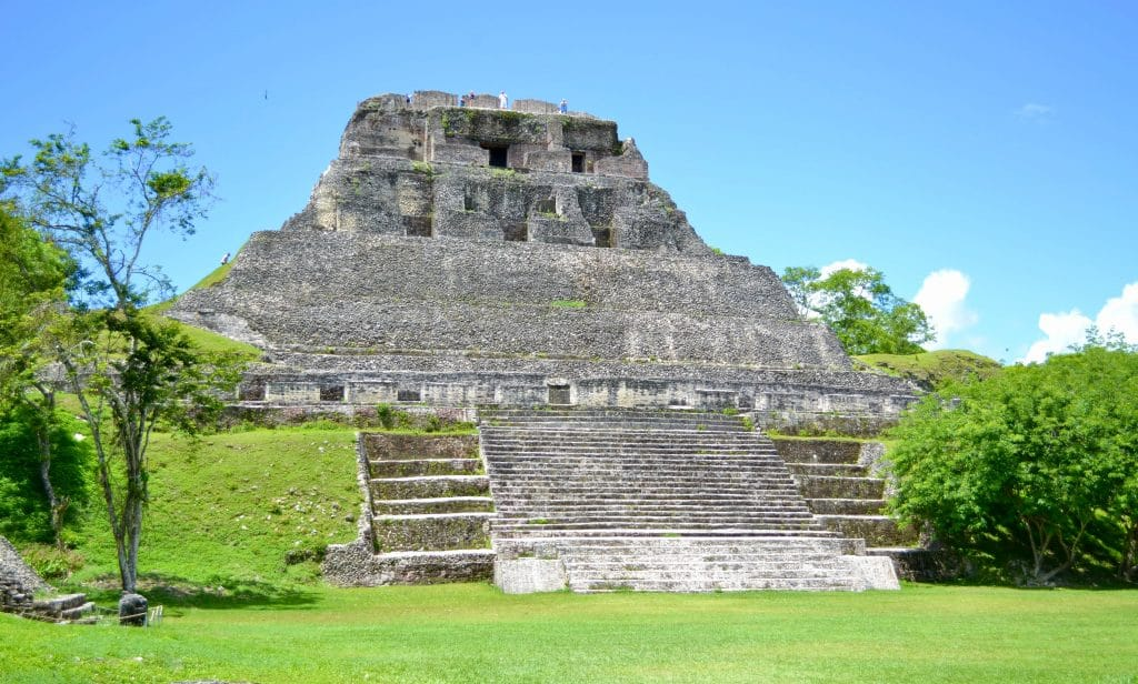 Central America Travel includes visiting ancient Mayan ruins